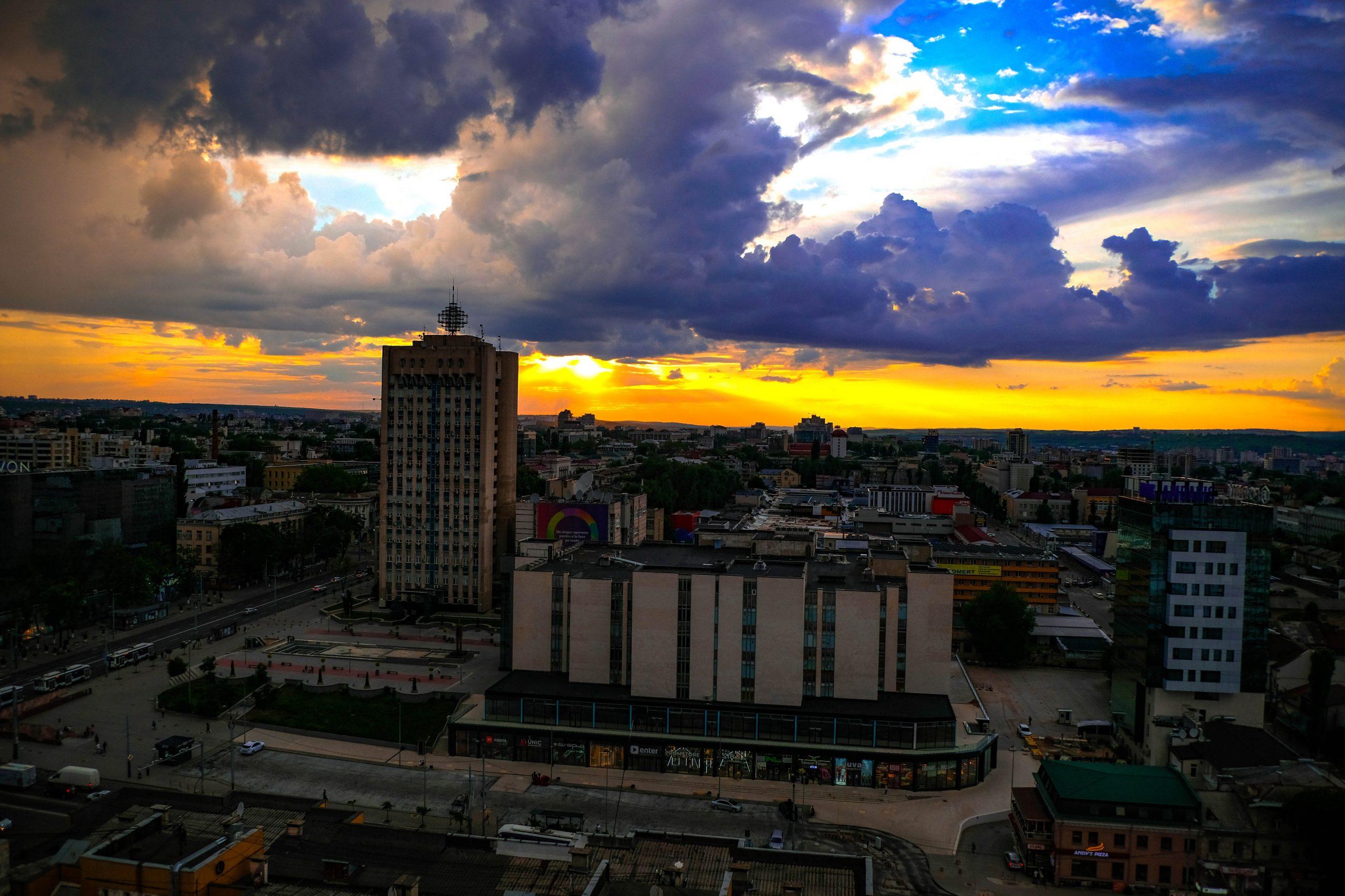 Quattro passi per Chisinau, Moldavia